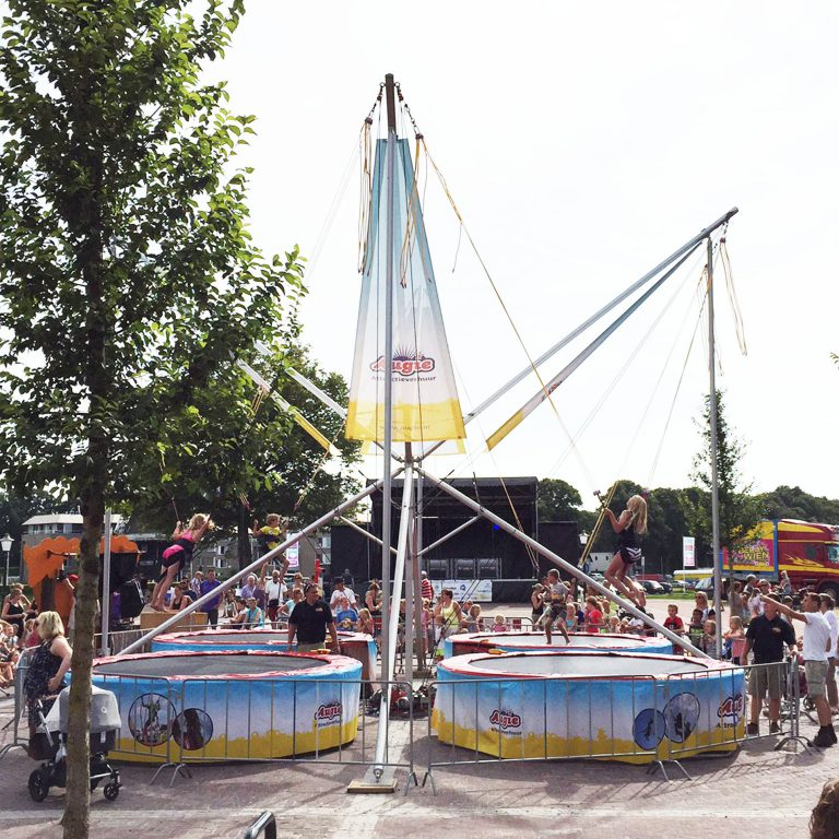 Bungee trampoline in Utrecht