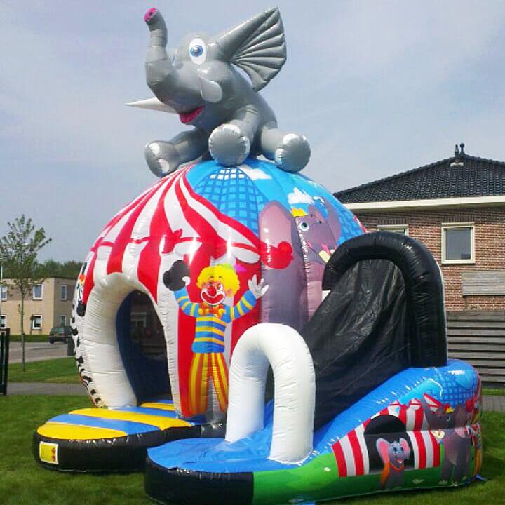 Discokussen Circus