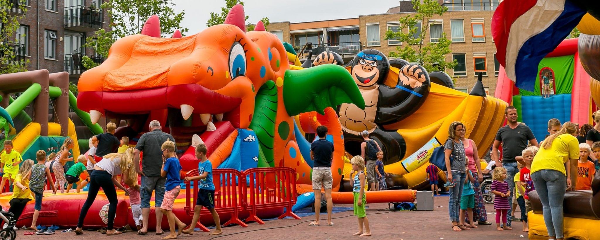 springkussenfestival Hardenberg