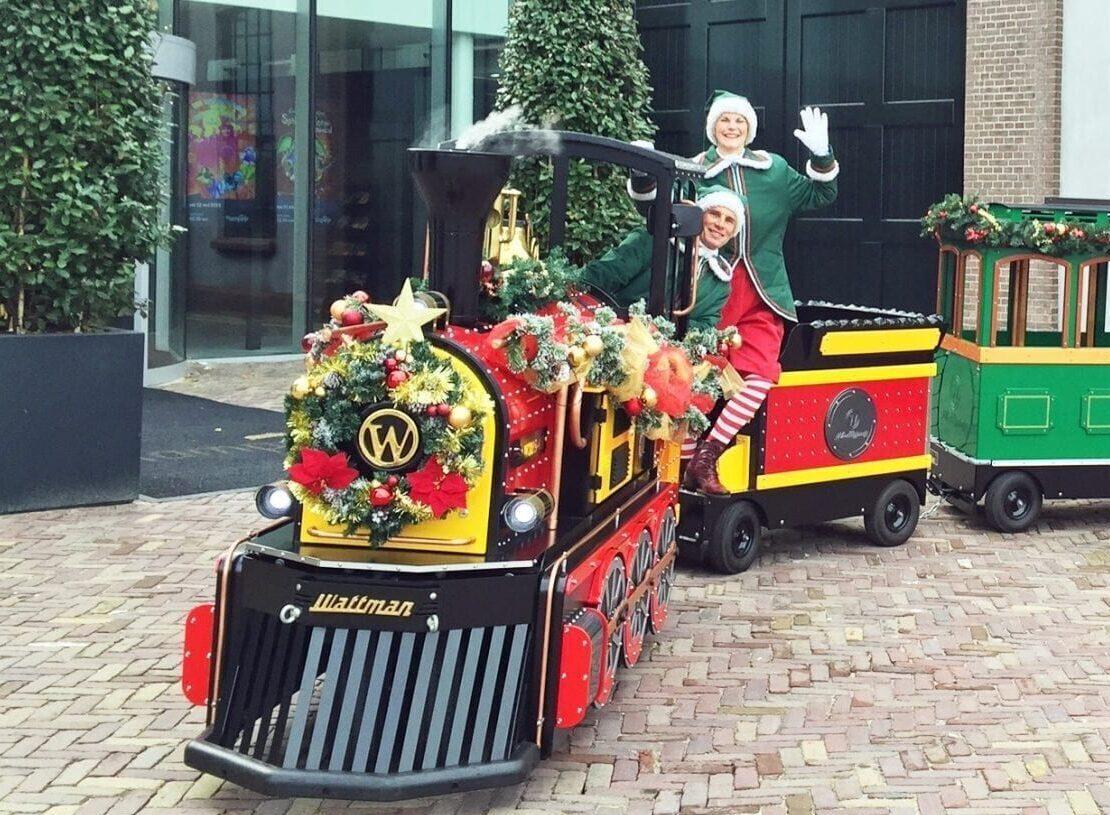 Kerst Express Kindertrein