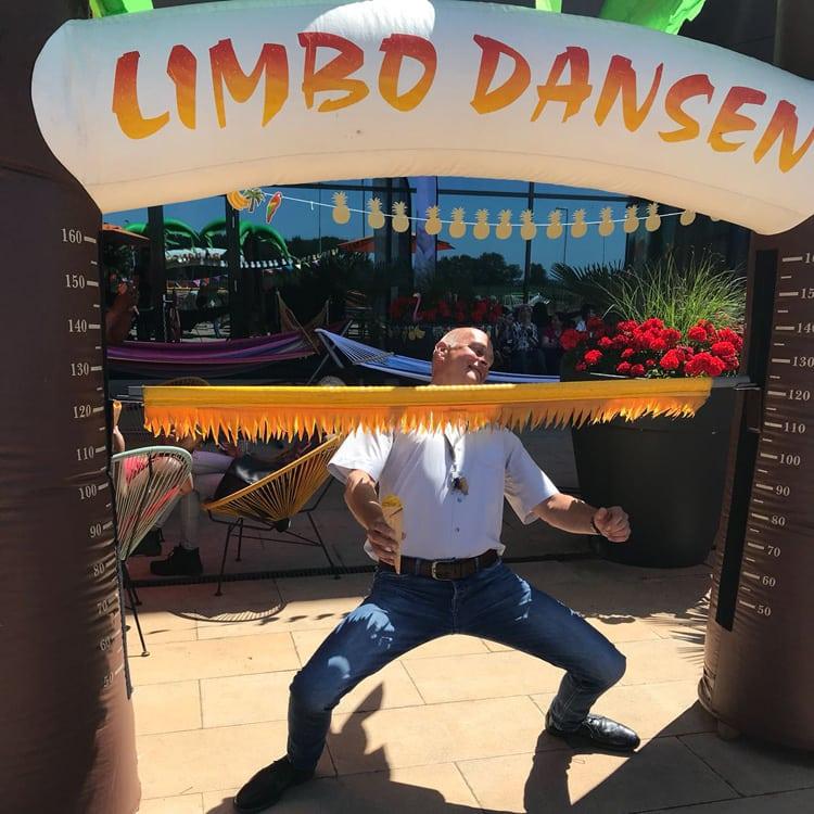 limbo dansen huren
