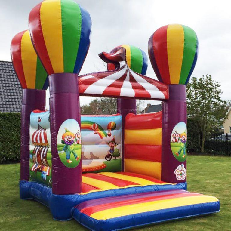 Minikussen circus