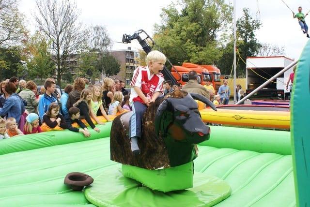 Rodeostier voor kinderen