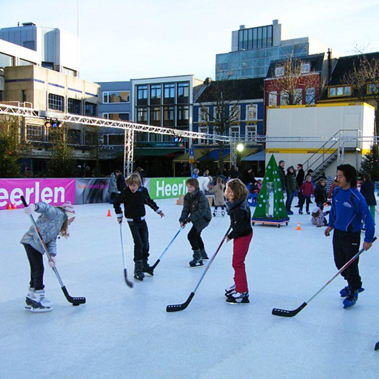 ijsbaan huren omgeving Drenthe
