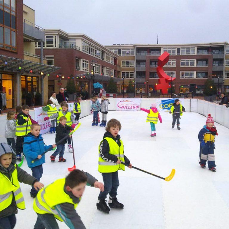 schaatsbaan 100 m2