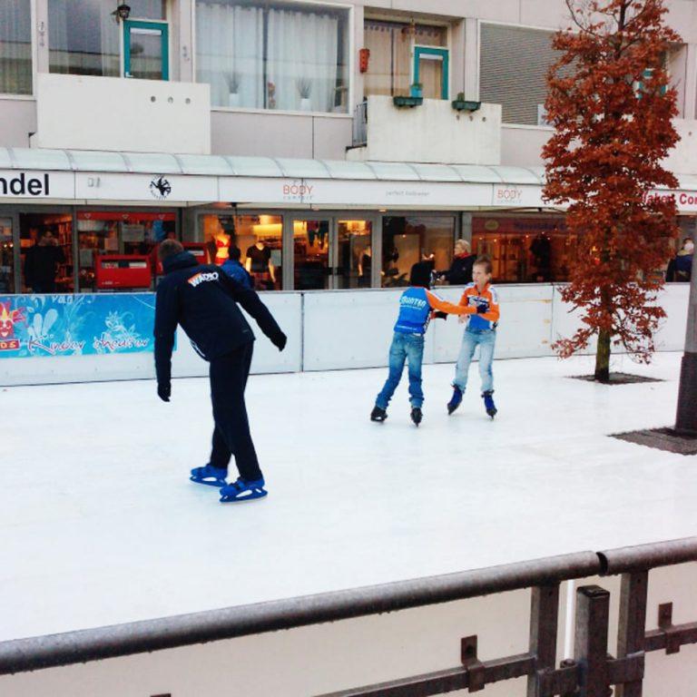 ijsbaan huren
