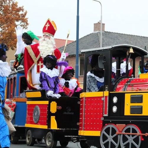 Sinterklaastrein huren