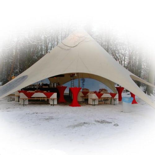 StarShade Tent Kerst