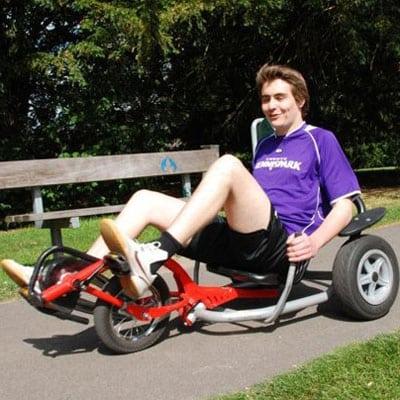 Swing Trike Maxi