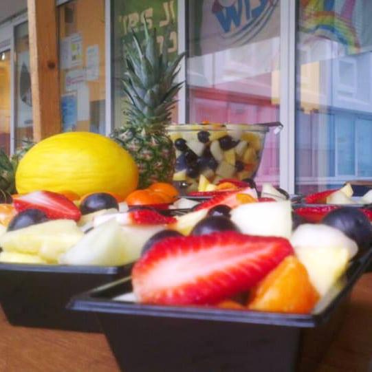 Vers fruit voor gemeente Hardenberg