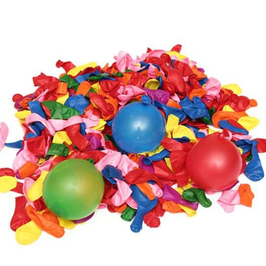 waterballonnen per 100