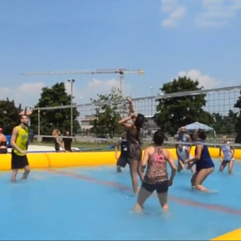 watervolleybal huren