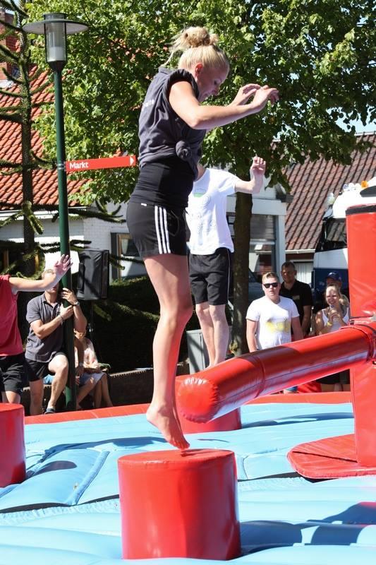 Sweeper attractie huren in Twente