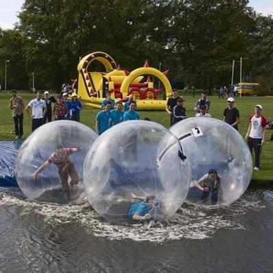 Aqua Bubbles