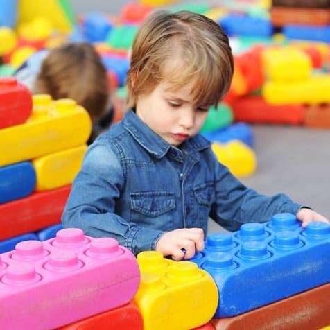 Lego speelblokken