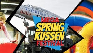 Mega springkussen festival