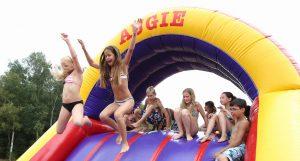 Koningsspelen organiseren attractie