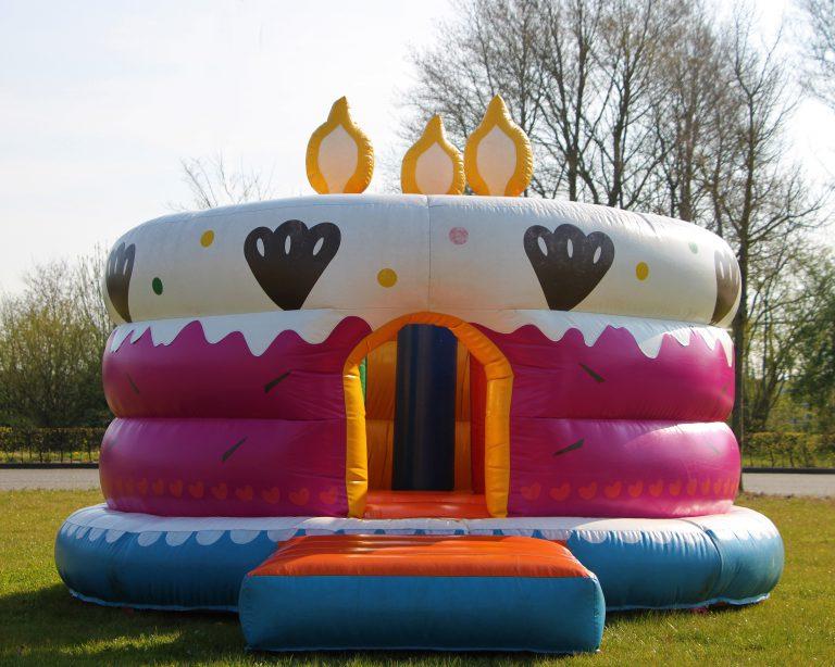 goedkoop springkussen huren in Zwolle