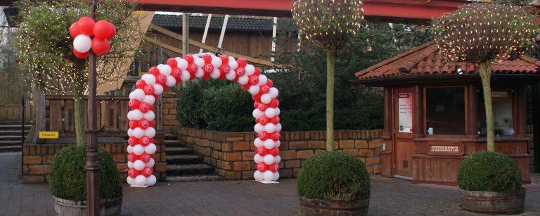 ballonnenboog huren Zwolle