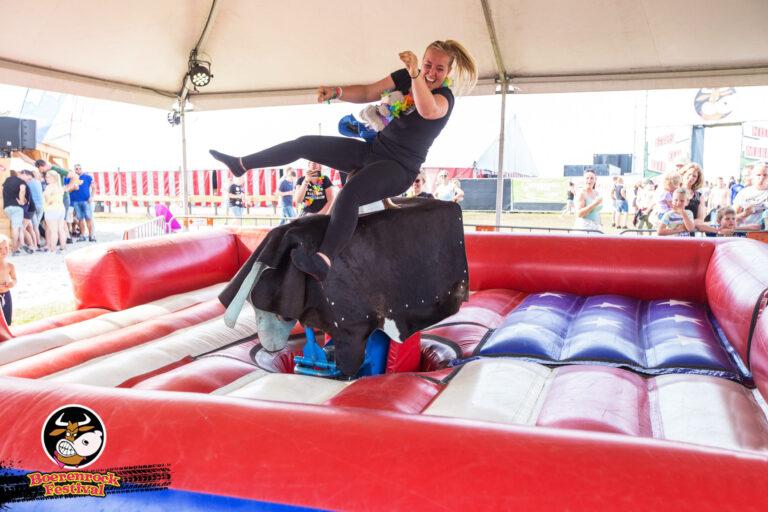 boerenrock festival drenthe rodeostier attractie groot succes