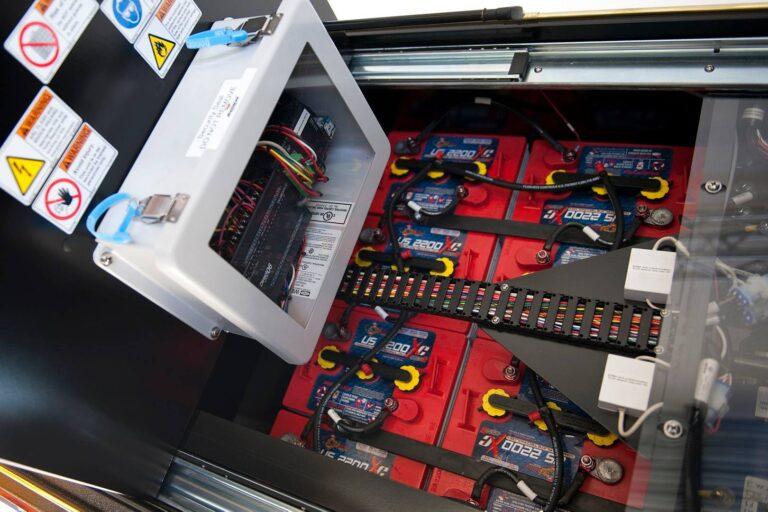 Duurzame en milieuvriendelijke Mini Express rijdt op batterijen