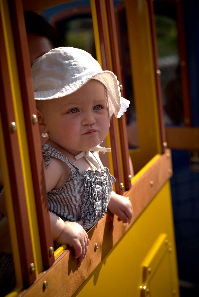 Mini Express Kindertrein huren voor jonge kinderen