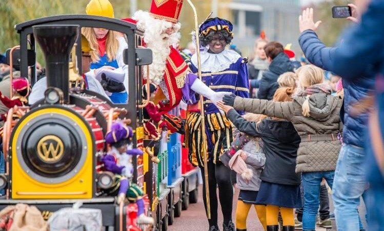 Mini Express Kindertrein Sinterklaas Zwolle, Meppel, Hoogeveen